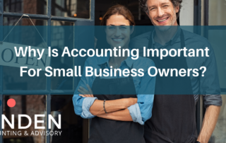 Why Is Accounting Important For Small Business Owners