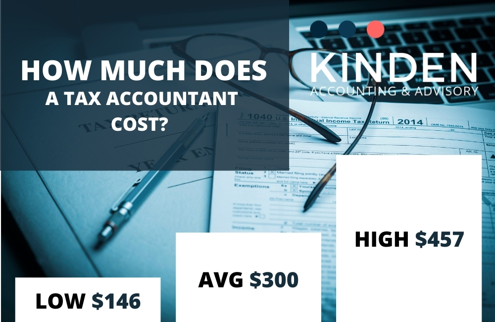 How Much Does a Tax Accountant Cost